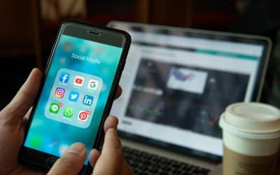 Social Selling et CRM : Action commerciale se déplaçant sur terrain digital
